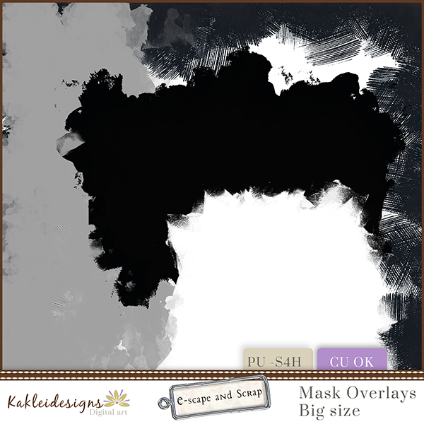 Mask Overlays templates