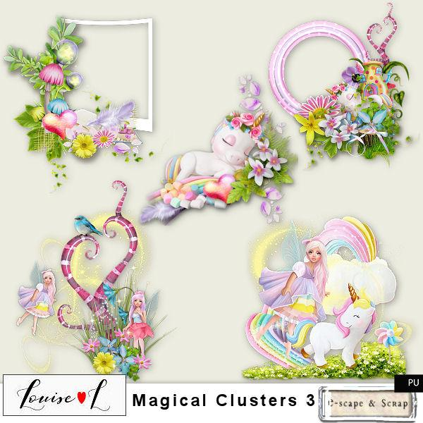 Magical Clusters 3