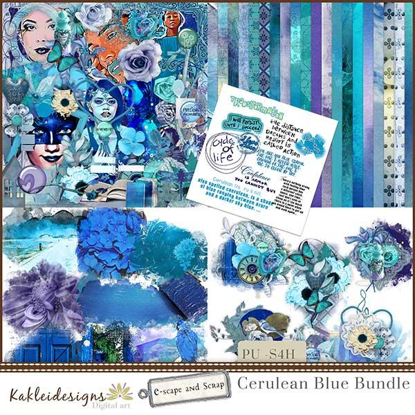 Cerulean blue Collection